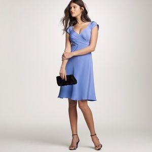 J Crew CECILIA Silk Tricotine Dress - 2